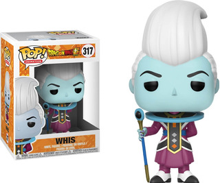 Funko Dragon Ball Super Whis #317 / Mipowerdestiny