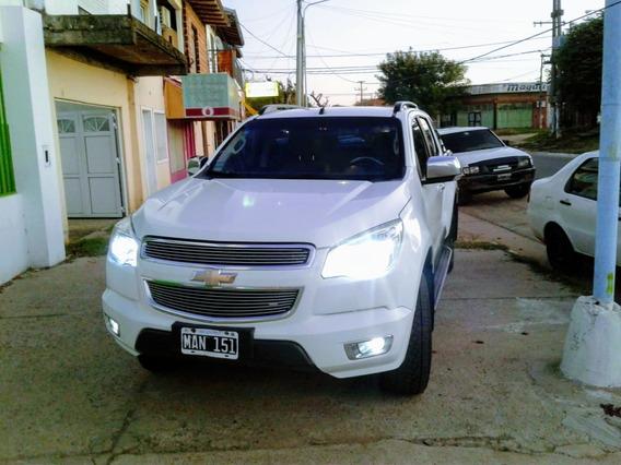 Chevrolet S10 2.8 Cd 4x2 Ltz Tdci 180cv 2013