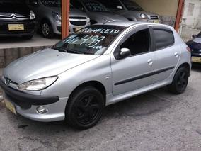 Peugeot 206 1.4 Presence Flex 5p ($11990,00) Completo
