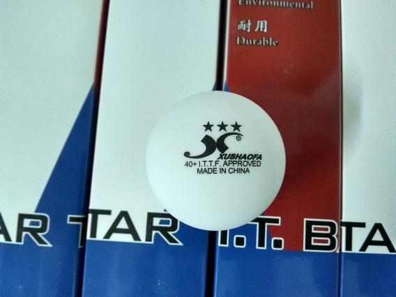 Pelotas Tenis De Mesa Xushaofa 3 Estrellas (precio X Unidad)