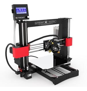 Impresora 3d Prusa Kuttercraft Pk3 Memoria Por Corte De Luz
