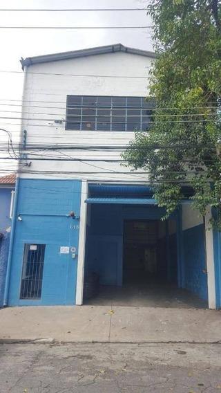 (asac)galpão Comercial Para Locação, Vila Anastácio, São Paulo. - Ga0014