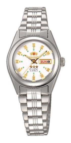Reloj Orient Automático Fnq1x003w9 Acero Original Para Mujer