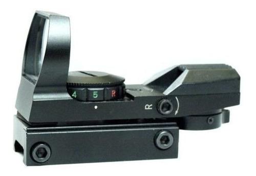 Mira Telescopica Red Dot Holografica Tactica Rifle