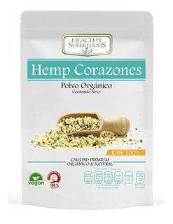 Hemp Corazones Organicos 1kg Envio Gratis