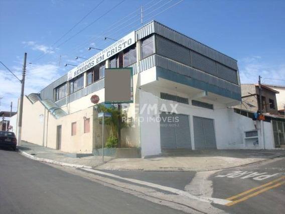 Salão Térreo Para Alugar, 400 M² Por R$ 5.000/mês - Santo Antônio - Louveira/sp - Sl0169