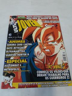 Revista Ultra Jovem Especial Nº 13 Ano 2 Com Pôster
