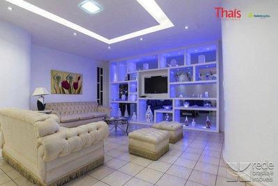 Casa Residencial À Venda, Setor De Mansões Park Way, Núcleo Bandeirante - Ca0519. - Ca0519