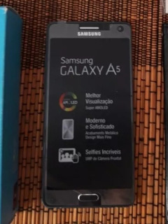 Samsung Galaxy A5 2015 Semi Novo