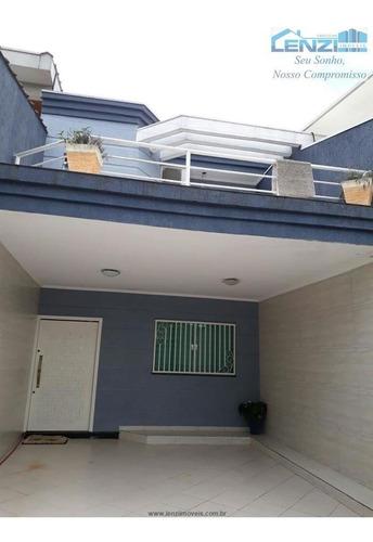 Imagem 1 de 21 de Casas À Venda  Em Santo André/sp - Compre A Sua Casa Aqui! - 1392702