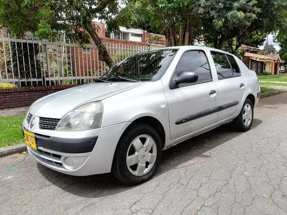 Renault Symbol Alize Aa Mecanico 16v