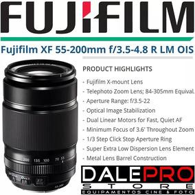 Lente Camera Fujifilm Super Ebc Xf 55-200mm