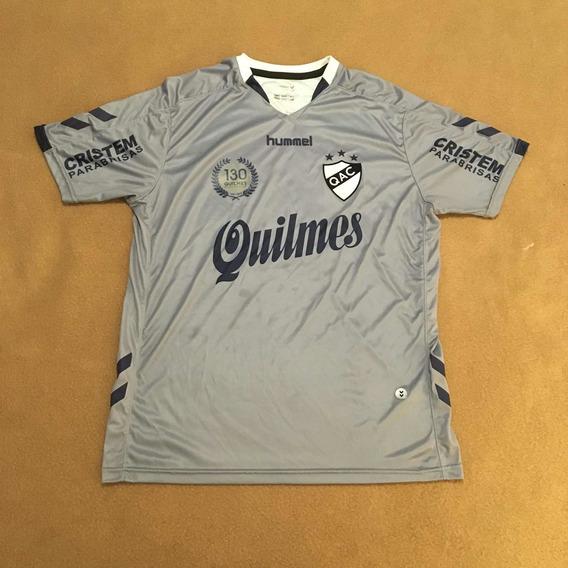 Camisa Quilmes Gk 2018 - Hummel