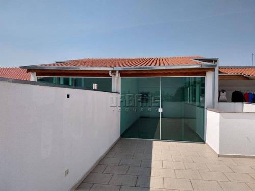Cobertura À Venda, 41 M² Por R$ 395.000,00 - Vila Santa Teresa - Santo André/sp - Co0243