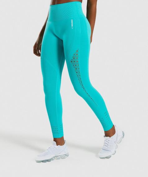 Gymshark Energy + Seamless Legging Fitness Ejercicio Gym