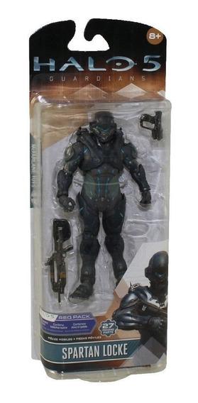 Figura Acción Halo 5 Guardians Series 1 Spartan Locke Oferta