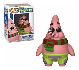 Funko Pop Animation Spongebob Squarepants Holiday Patrick