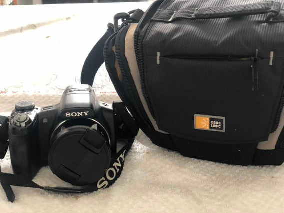 Câmera Semi Profissional Sony Dsc Hx1