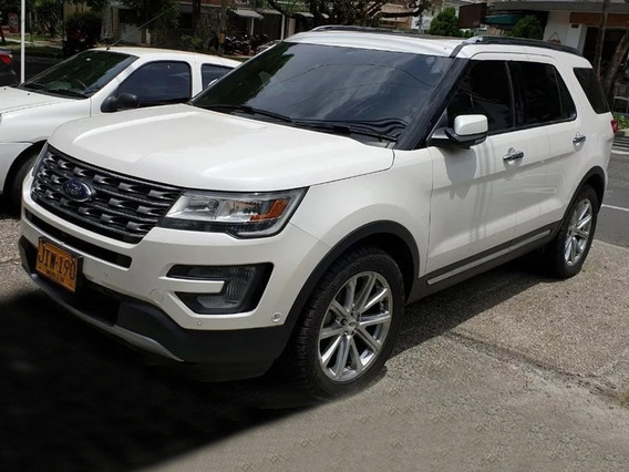 Ford Explorer Limited 4x4 Full