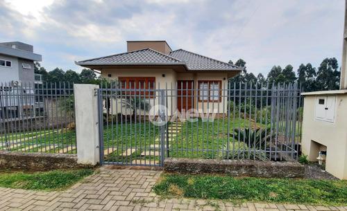 Imagem 1 de 9 de Casa Com 3 Dormitórios À Venda, 85 M² Por R$ 489.000,00 - Jardim Panorâmico - Ivoti/rs - Ca3454