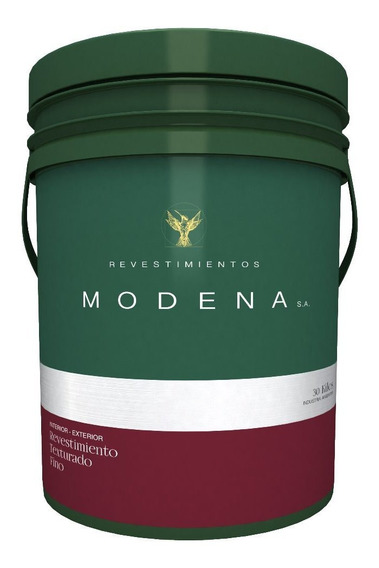 Revestimiento Texturado Fino Color Int. Ext. Modena 30 Kg (tipo Revear - Tarquini)