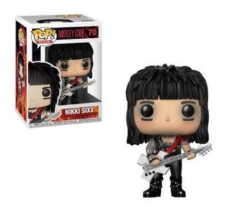 Nikki Sixx Funko Pop Rock Mötley Crüe