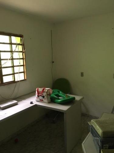 Imagem 1 de 6 de Casa Para Aluguel, 3 Quartos, 1 Vaga, Luzita - Santo André/sp - 6691