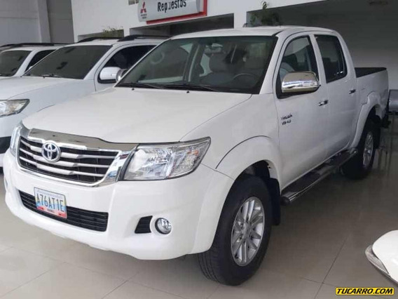 Toyota Hilux Kavak - Automatica