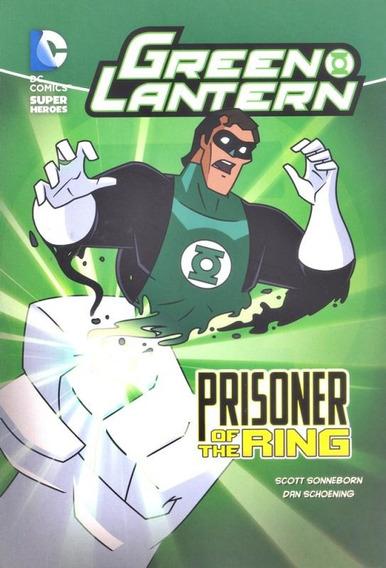 Prisoner Of The Ring - Dc Super Heroes - Green Lantern - Rai