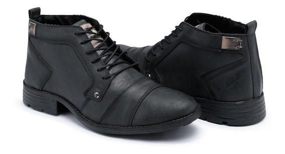 Sapato Bota Masculina Cano Alto Frete Gratis
