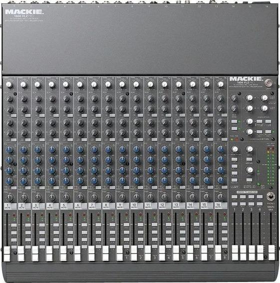 Mixer 16 Ch. Mackie Cr1604, Você Sabe Porquê?