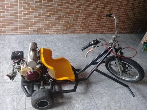Imagem 1 de 3 de Drift Trike