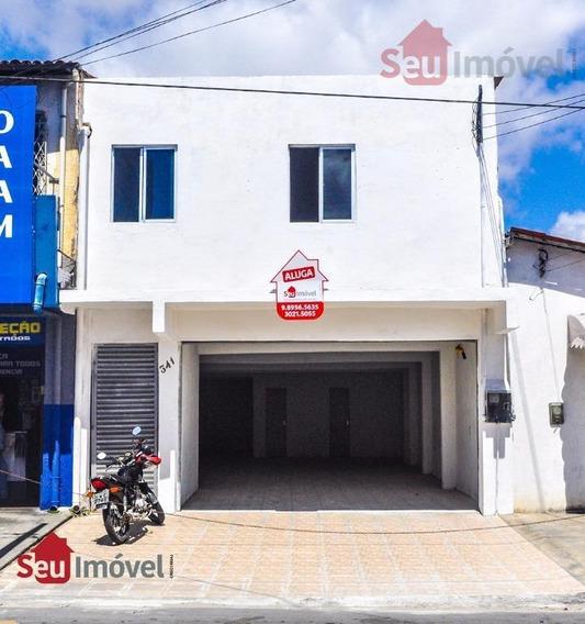 Loja Comercial Para Locação, Montese, Fortaleza. - Lo0025