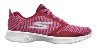 Zapatillas Skechers Go Walk 4 Fascinate Pnk (4914)