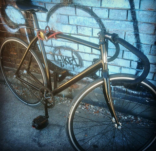 Bicicleta Fixie Pista Rod 28 R28