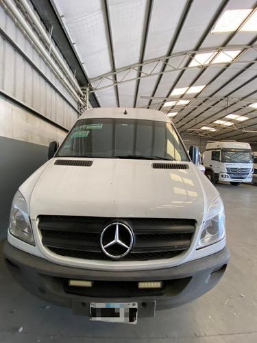 Mercedes-benz Sprinter 515 Cdi Combi 19+1 Te 2012