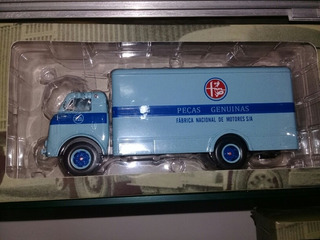Miniatura Caminhão Fnm 1/43