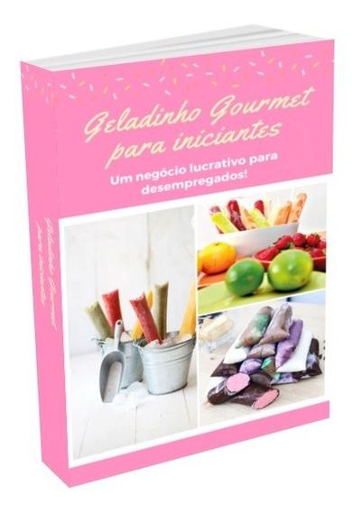 Sistema Geladinho Gourmet + Sistema Completo + Bonus