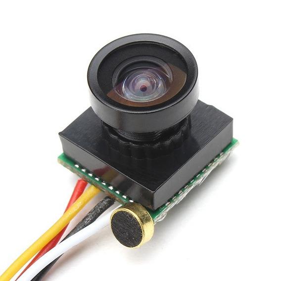 Câmera Pal Ntsc 3.7-5 V Mini Câmera Fpv Para Rc Câmera Zang