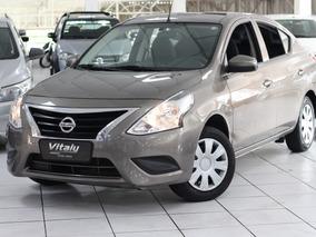 Nissan Versa 1.0 12v Conforto 4p Completo