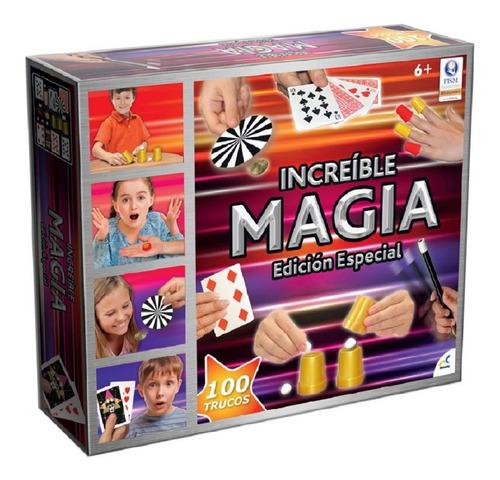 Increíble Magia 100 Trucos