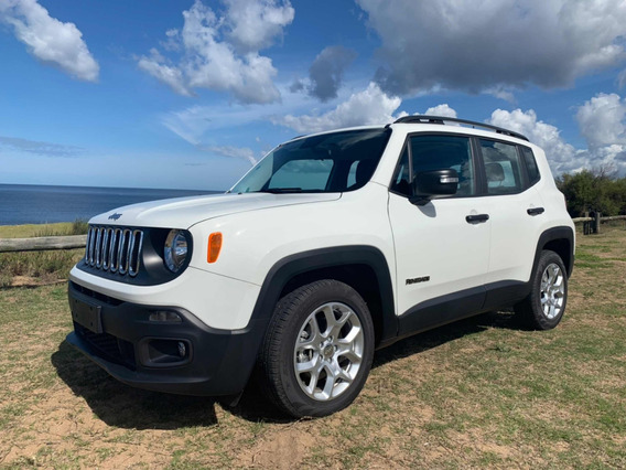 Jeep Renegade 1.8 Longitude Flex At 5p
