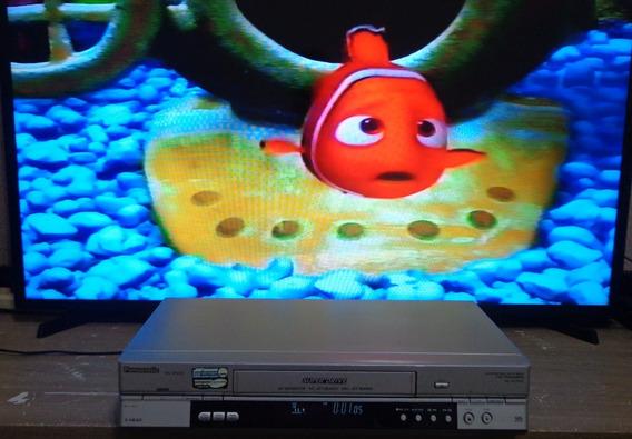 Video Cassete Panasonic Nv-mv40 - Funcionando