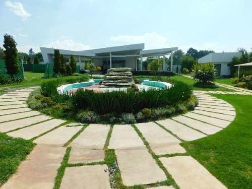 Terraza Jardín En Jilotepec