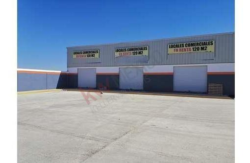 Local Comercial En Renta Frente A Zona Industrial San Luis Potosí/ Frente A Parque Logistik/ Frente A Bmw / Inversión/ Restaurante / Franquicia