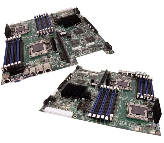 Placa Mae Motherboard Intel Server S5520ur Lga 1366 Ddr3