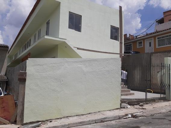 Casa De Condomínio Na Vila Mazzei Com Um Quarto, Sala E Cozinha - Dg2451