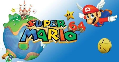 Imagen 1 de 5 de Super Mario Bros 64 Para Pc Con Emulador