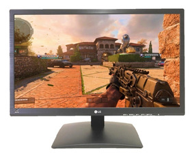 Monitor Gamer Lg Led 21,5 Ips Fullhd Vga Dvi Hdmi 22mp55vq-b