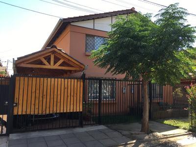 Casa 2 Pisos Solida Puente Alto Oportunidad